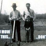 mowing-grass