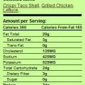 qdoba-chicken-tacosNUTRITION