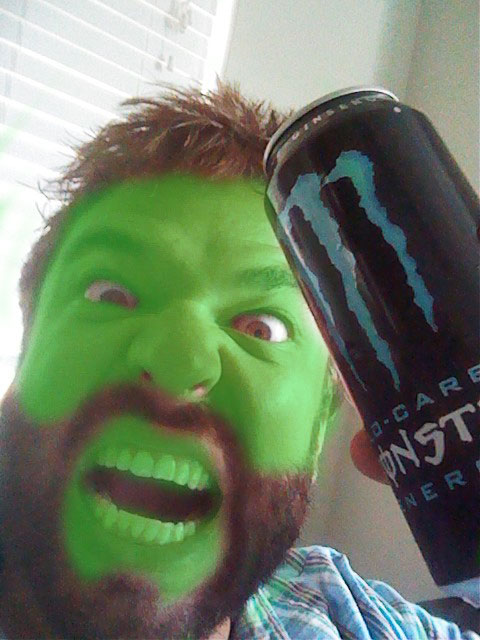 Monster Energy Addiction « The Business of Losing Weight