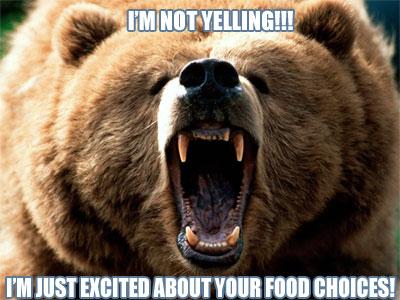 bear-food